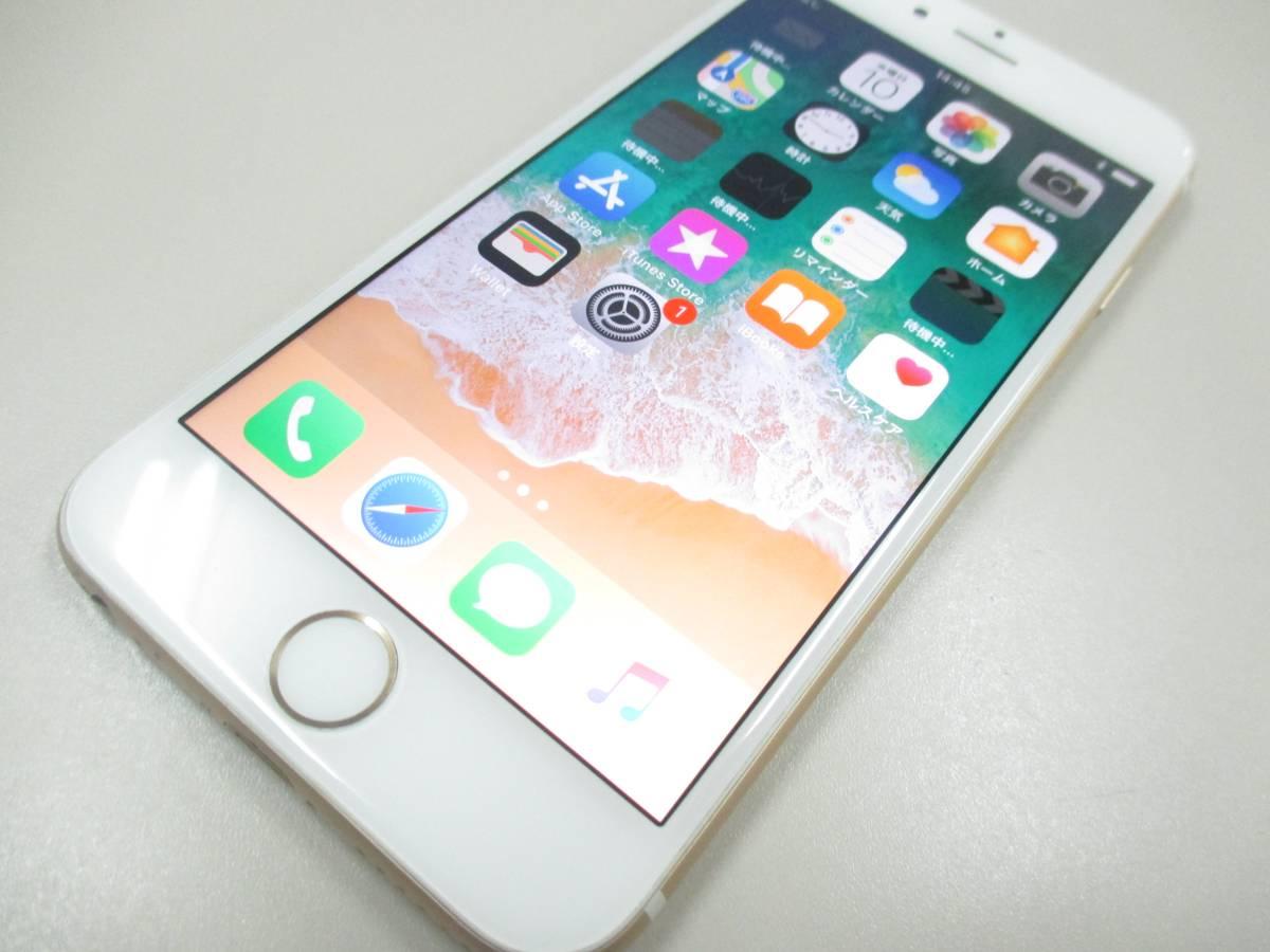 ◆◇1スタ docomo ○判定 iPhone6S 64GB MG4J2J/A ゴールド 中古品◇◆