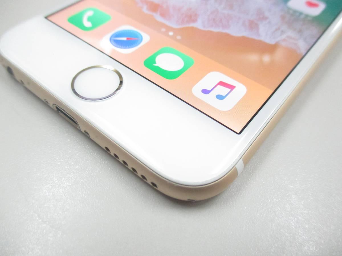 ◆◇1スタ docomo ○判定 iPhone6S 64GB MG4J2J/A ゴールド 中古品◇◆_画像2