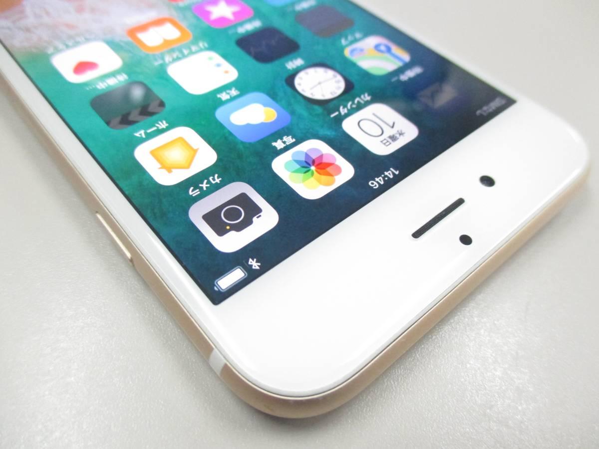 ◆◇1スタ docomo ○判定 iPhone6S 64GB MG4J2J/A ゴールド 中古品◇◆_画像5