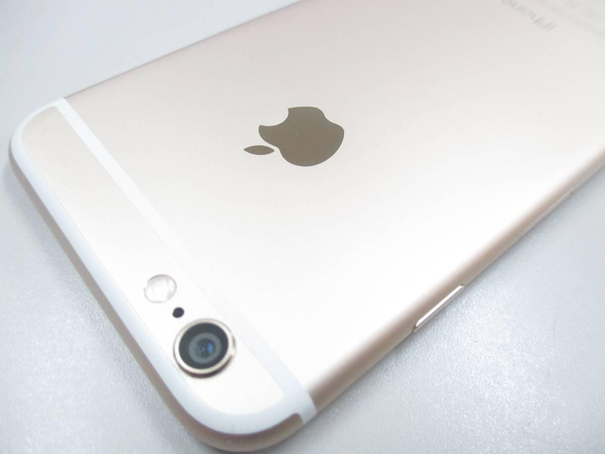 ◆◇1スタ docomo ○判定 iPhone6S 64GB MG4J2J/A ゴールド 中古品◇◆_画像9