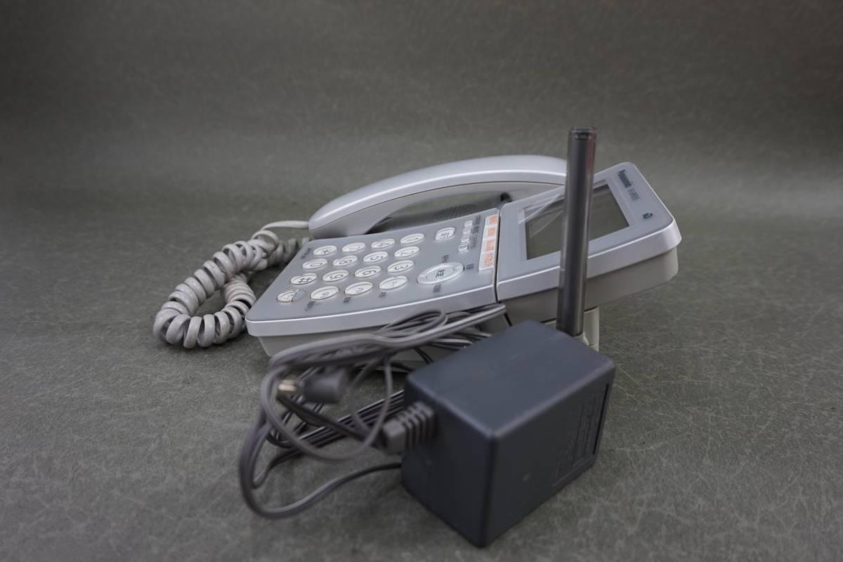 A1612 Panasonic VE-GP52S 留守番 電話機 通電確認済み_画像9
