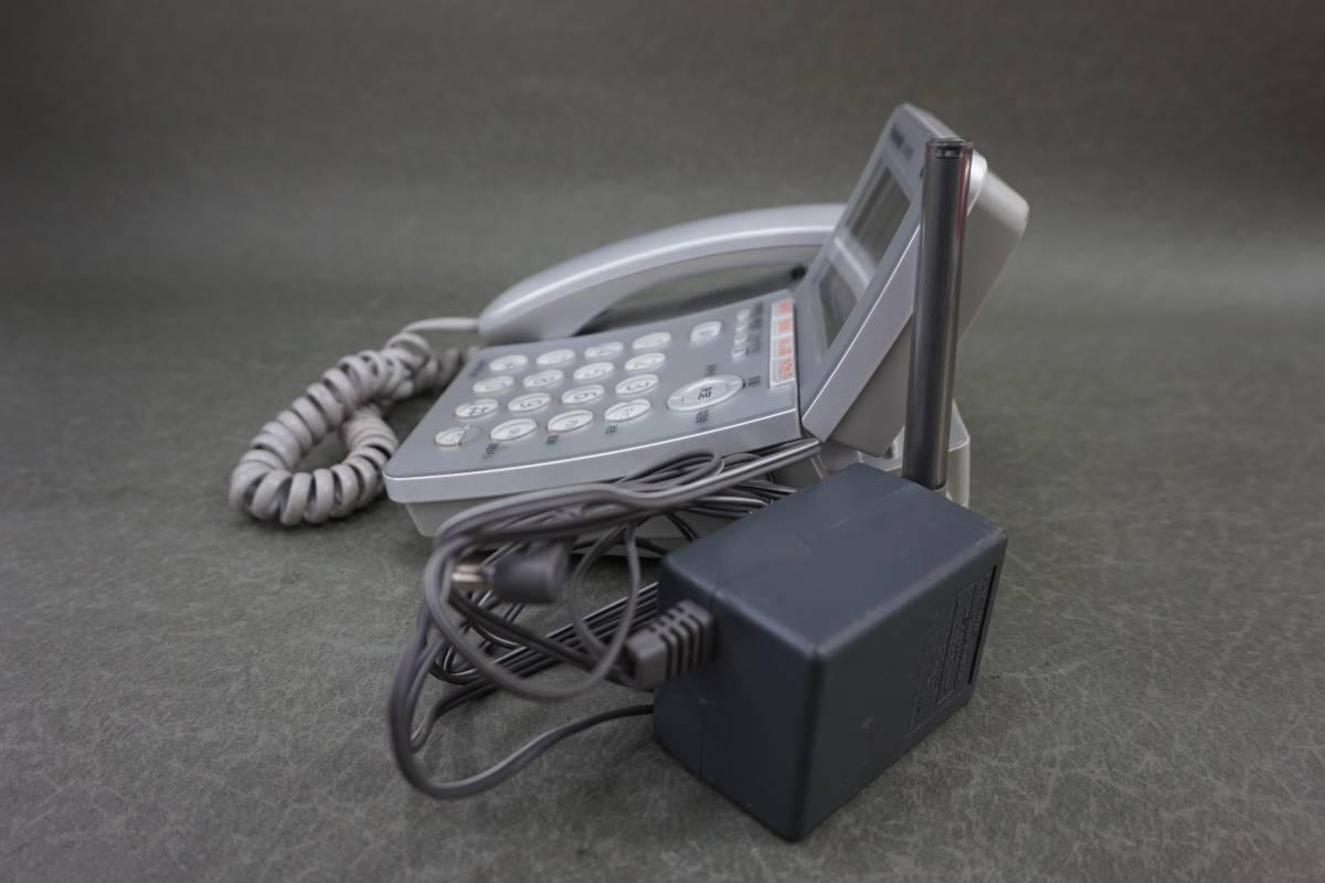 A1612 Panasonic VE-GP52S 留守番 電話機 通電確認済み_画像10