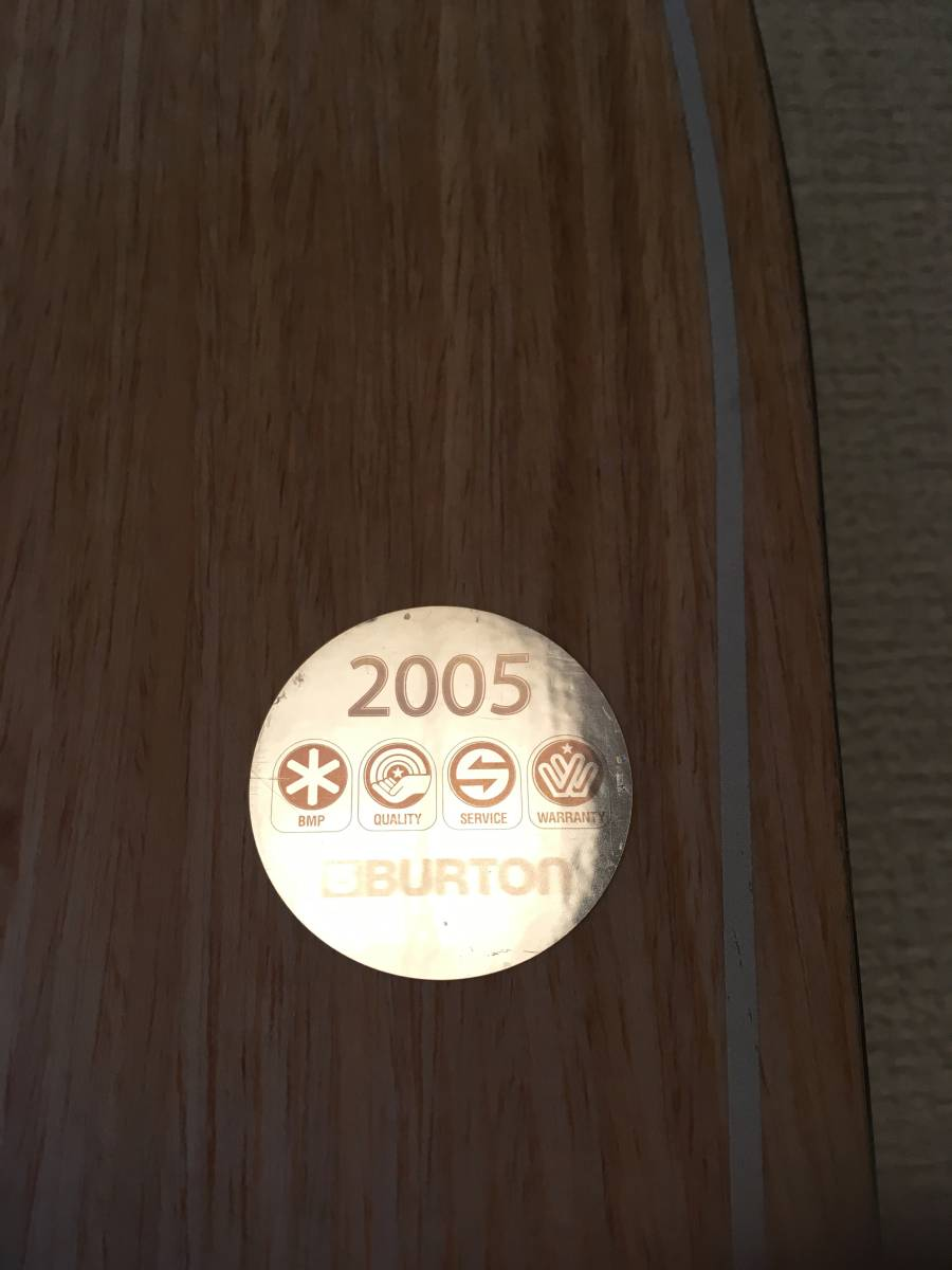 BURTON IDIOM バートン イディオム 156センチ 中古 美品 レア_画像6