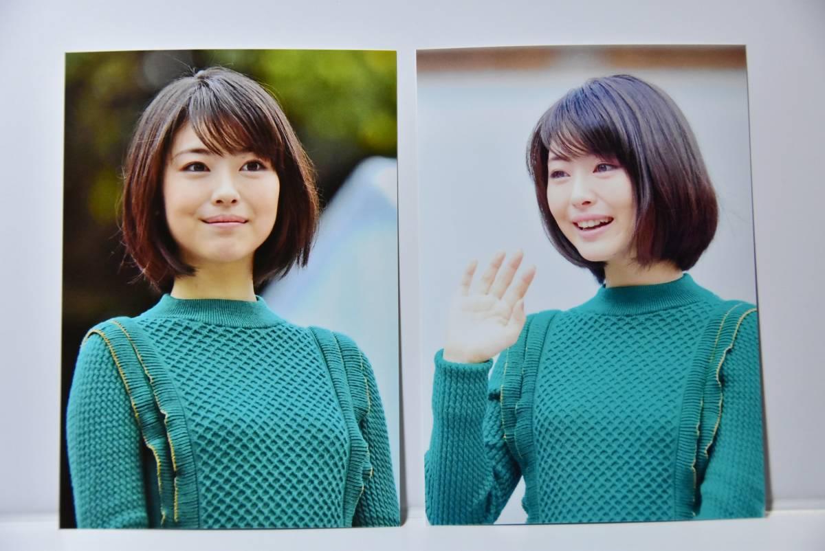 ☆浜辺美波☆ 生写真3枚です。君の膵臓をたべたい あの日見た花の名前を僕たちはまだ知らない