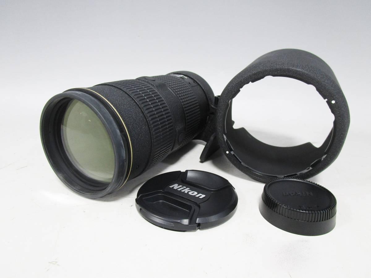 14/49-23 ニコン Nikon ED AF-S NIKKOR 80-200mm 1:2.8 D カメラレンズ