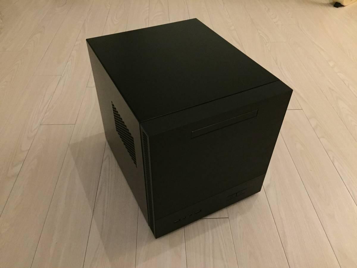 自作パソコン i7-4790 16GB GTX1050ti Windows8.1 ドスパラ コンパクト