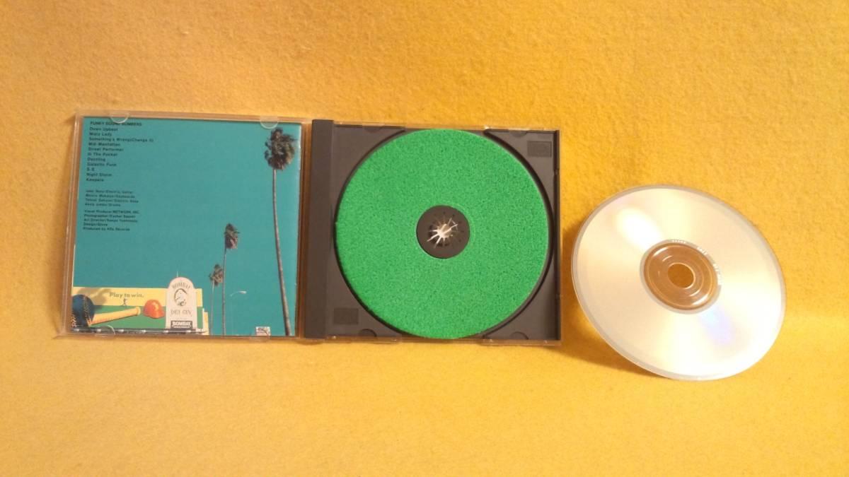 カシオペア CASIOPEA ファンキー・サウンド・ボンバーズ FUNKY SOUND BOMBERS CD ベスト盤 アルバム 日本 フュージョン 32XA-172_カシオペア FUNKY SOUND BOMBERS 32XA-172