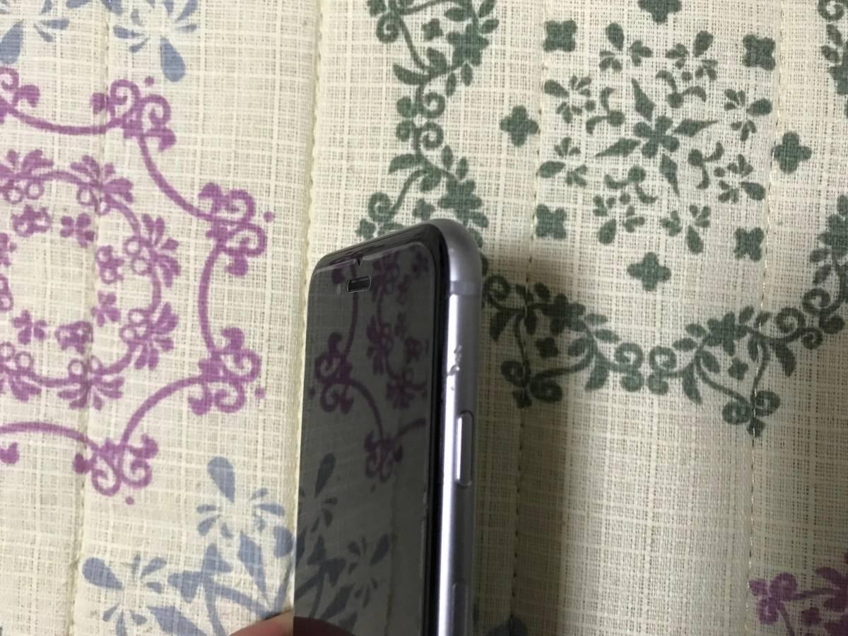 ◇ iPhone6s SIMフリー スペースグレイ 64GB iOS11.2.2 USED 完動品 ◇_画像5