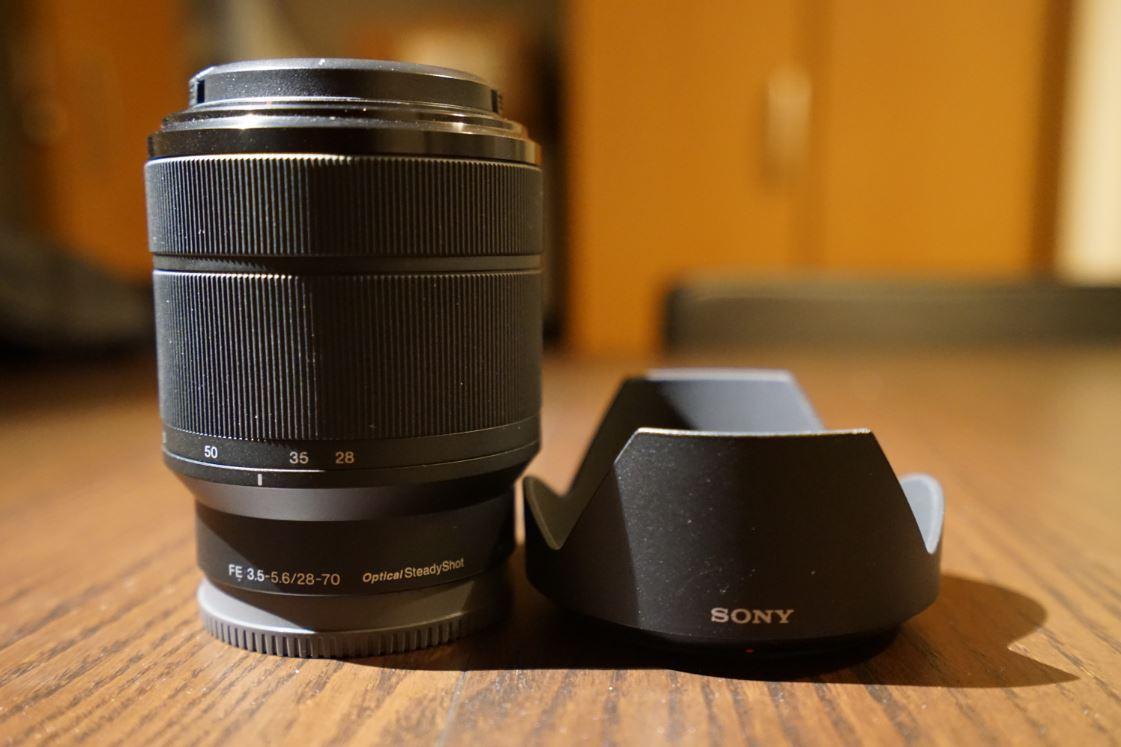 SONY(ソニー) FE 28-70mm F3.5-5.6 フルサイズ対応 SEL2870 標準ズームレンズ 美品!