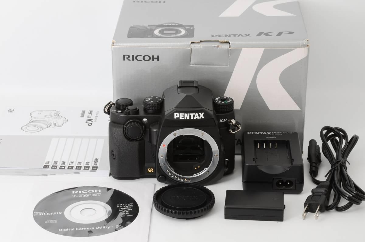 ペンタックス PENTAX KP ボディ シャッター数714回 (YO-C53)