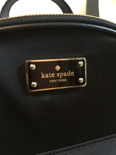 即決!★kate spade ケイトスペード リュック バックパック_画像3