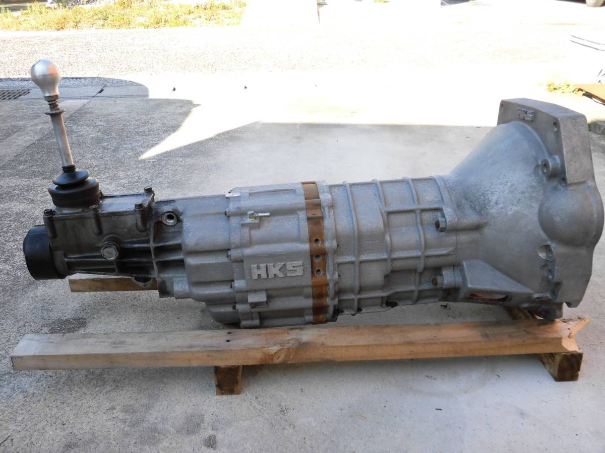 HKS 6速 Hパターン ドグミッション シルビア 180SX SR20 S13 S14 S15_画像3