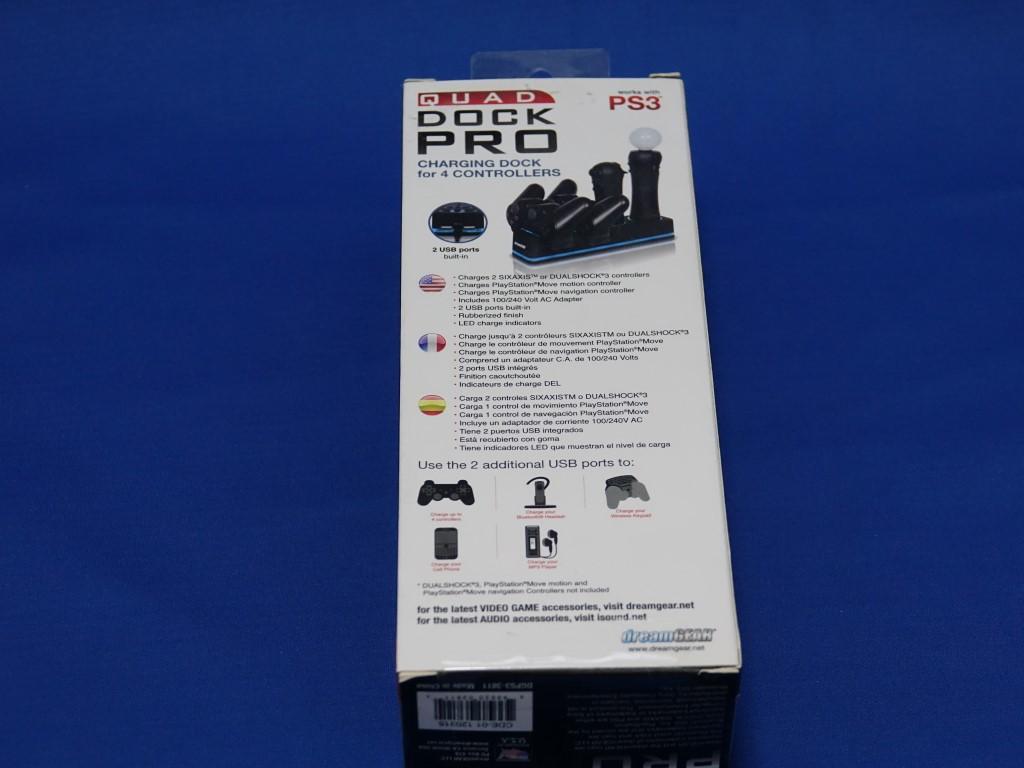 【ジャンク】PS3 モーションコントローラー ナビゲーションコントローラー EYE 充電スタンド セットで_画像8