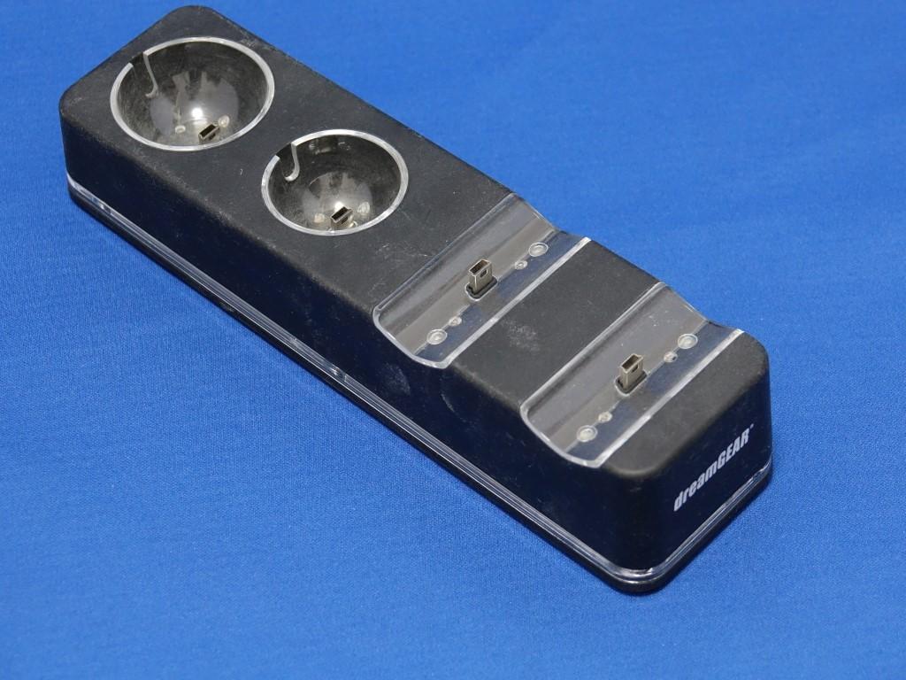 【ジャンク】PS3 モーションコントローラー ナビゲーションコントローラー EYE 充電スタンド セットで_画像5