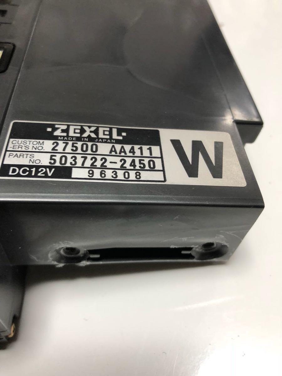 BNR34 R34 ER34 HR34 エアコンユニット 気温計付_画像5