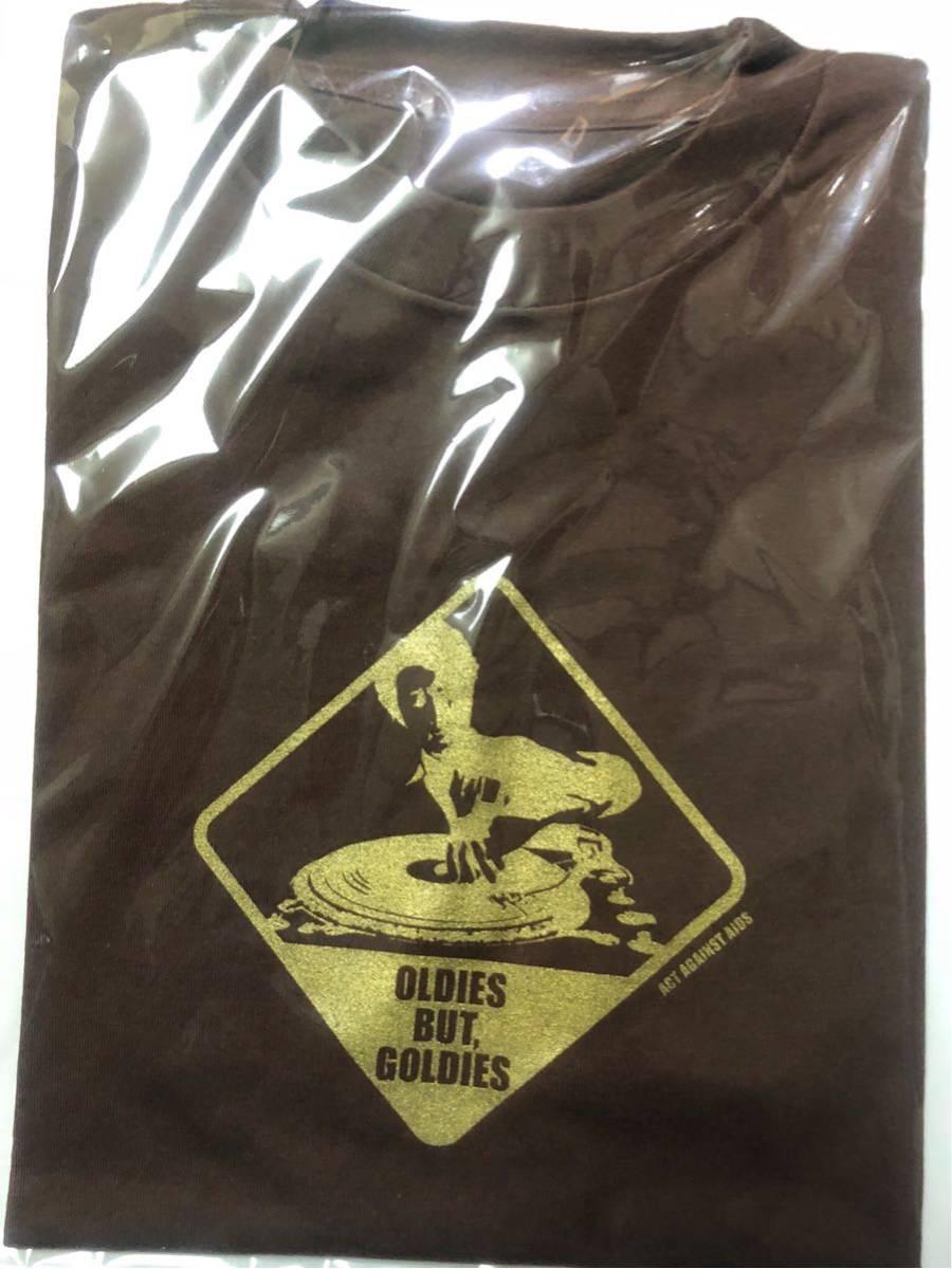 【未使用新品】 サザンオールスターズ /桑田佳祐 Tシャツ Act Against AIDS 2003「栄光の DISCO & SOUL」