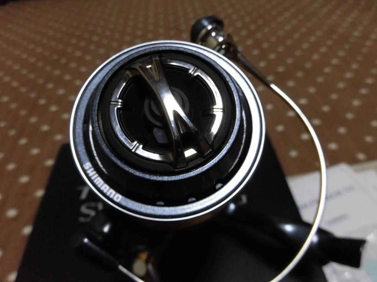 15ツインパワーSW 8000HG 夢屋ノブ、リールガード付き 超美品_画像5