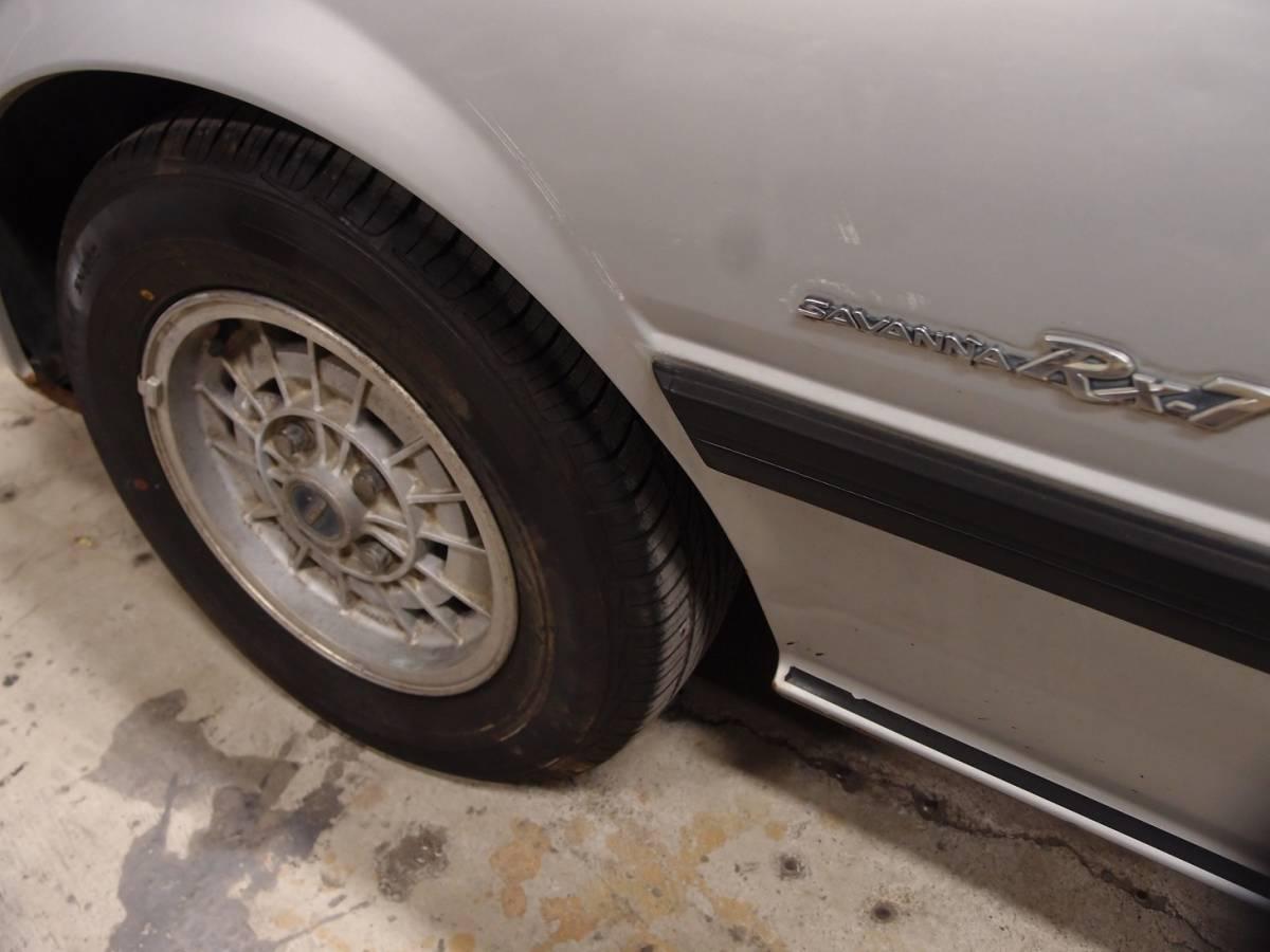 S56 ワンオーナー SA22C RX-7 オリジナル_画像9
