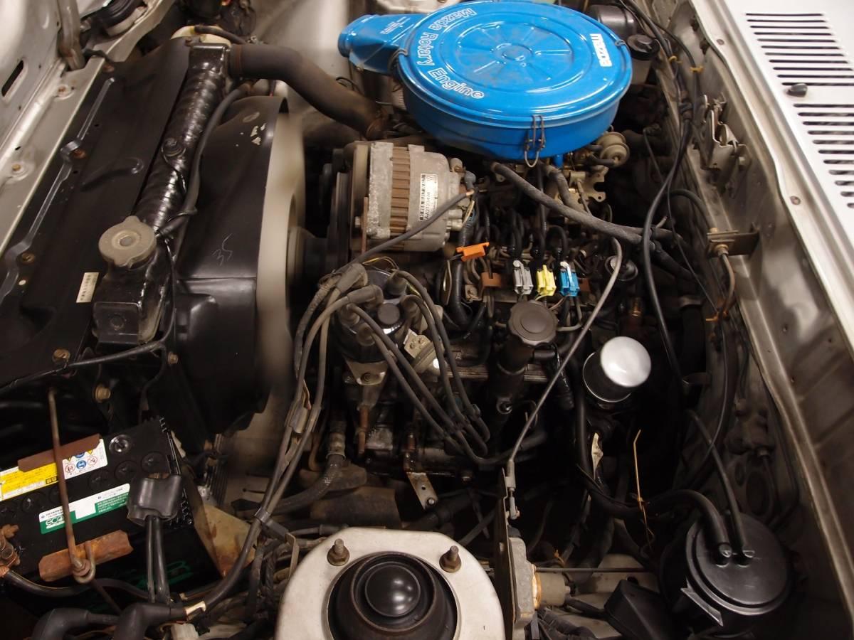 S56 ワンオーナー SA22C RX-7 オリジナル_画像6