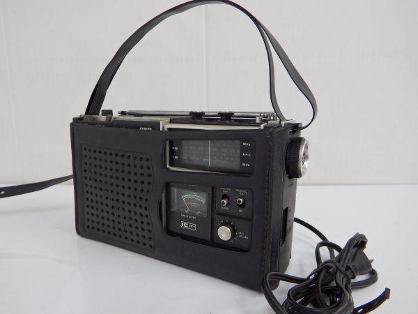1050 1円~ ナショナル パナソニック ワールドボーイGXO RF-848 ラジオ_画像2