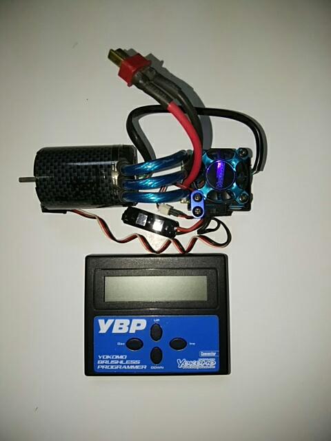 ヨコモのESCとモーター 検索用 ドリパケ GRK YD2 YD4 BD7 BD8 TRF等に