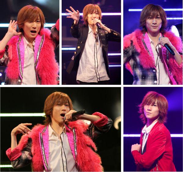 京本大我 ガムシャラ J's Party!! Vol.7 生写真25枚 (B)