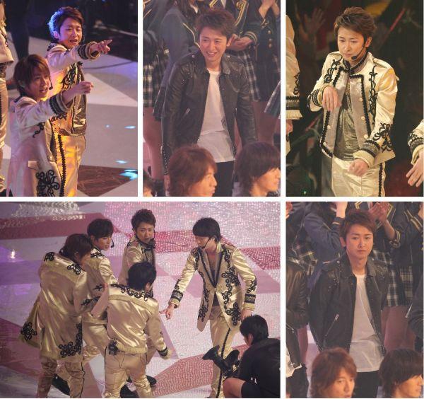 大野智(嵐) MUSIC STATION SUPERLIVE 2014 Mステ 生写真18枚