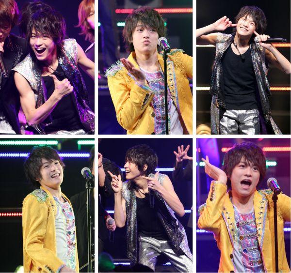 松倉海斗(Sexy松) ガムシャラ J's Party!! Vol.7 生写真21枚 (B)