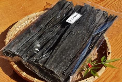 天然1等級早煮昆布200gお徳用特価、北海道産棹前昆布使用の無添加無着色、おでんや旬の味覚の煮物用に