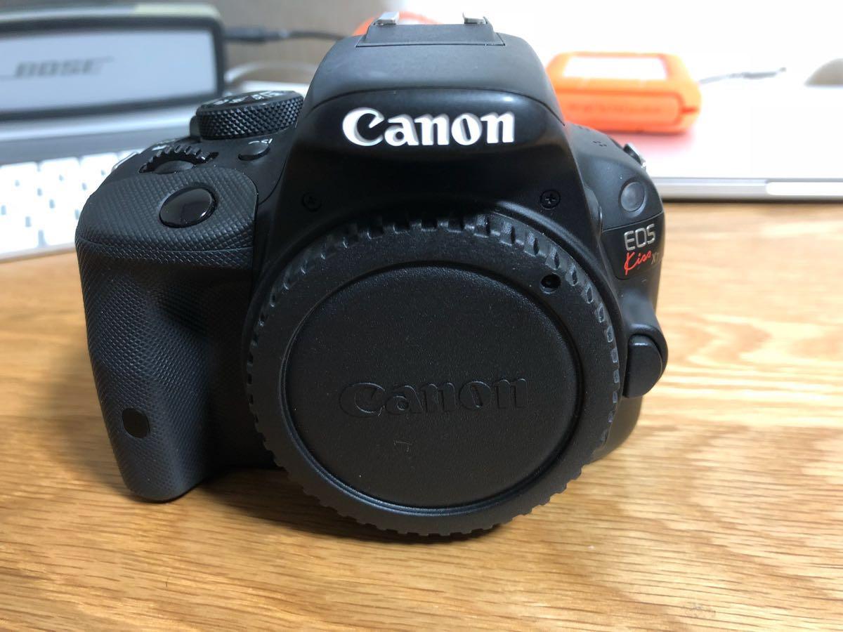 【おまけ付き】Canon EOS kiss X7 ダブルズームレンズキット