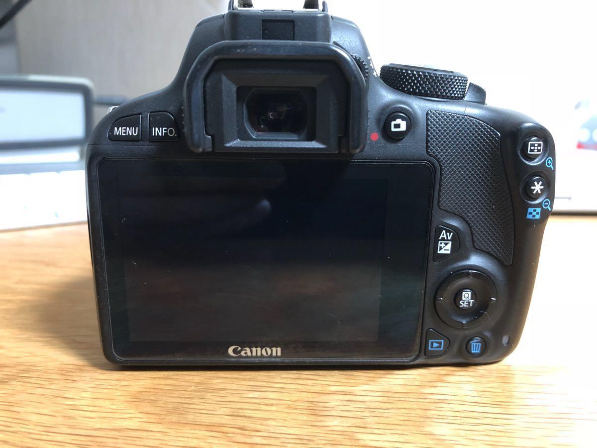 【おまけ付き】Canon EOS kiss X7 ダブルズームレンズキット_画像4
