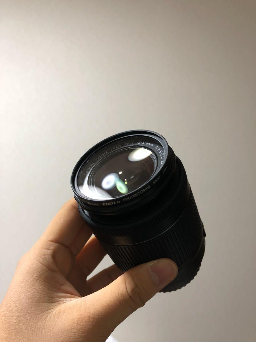 【おまけ付き】Canon EOS kiss X7 ダブルズームレンズキット_画像7