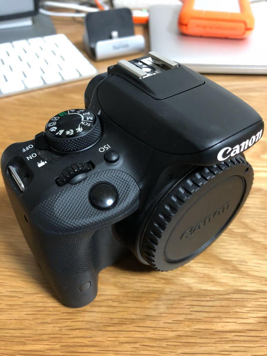 【おまけ付き】Canon EOS kiss X7 ダブルズームレンズキット_画像2