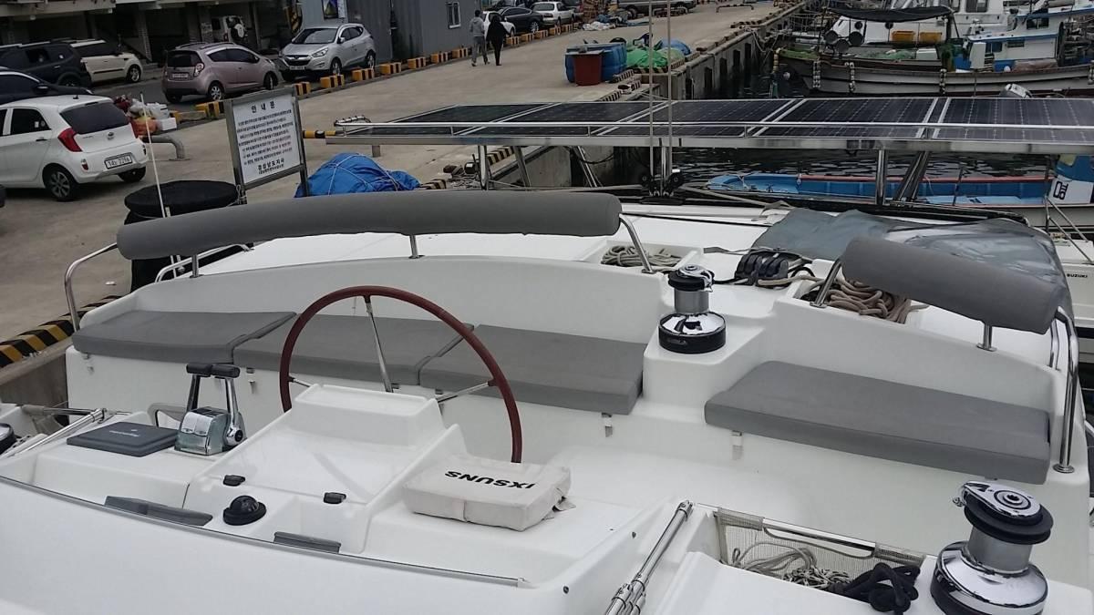 新着情報!!2009'Lagoon 440 Sailing Yacht!!(消費税込)特別価格!!_画像4