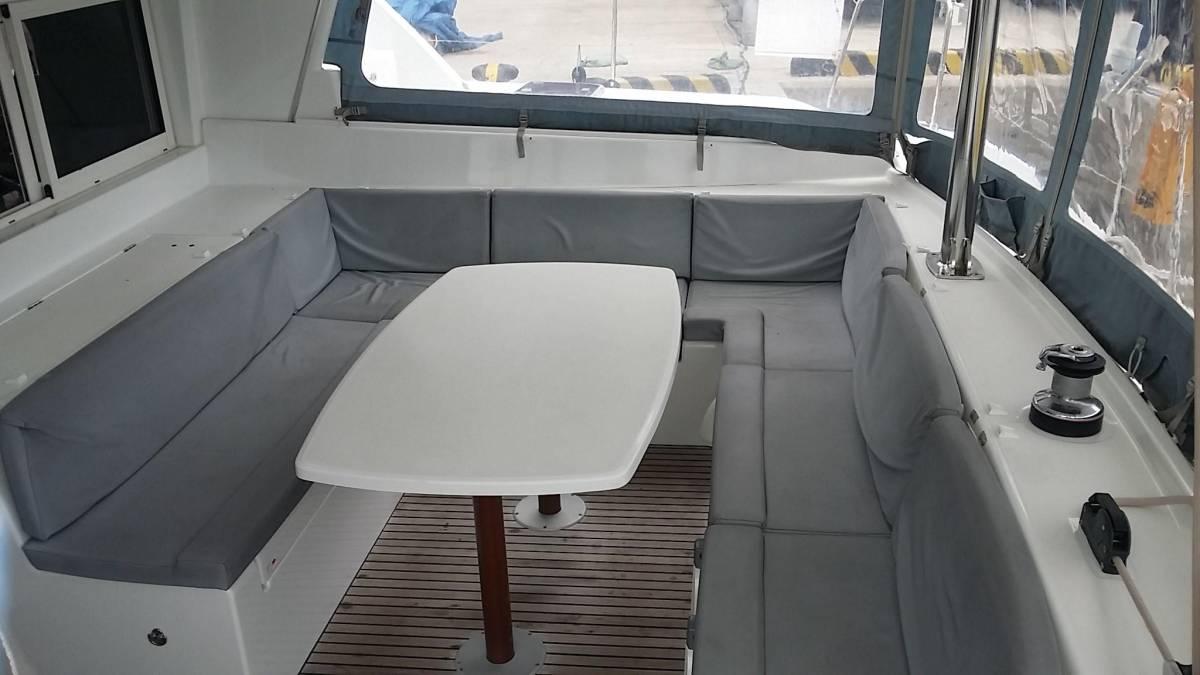 新着情報!!2009'Lagoon 440 Sailing Yacht!!(消費税込)特別価格!!_画像5