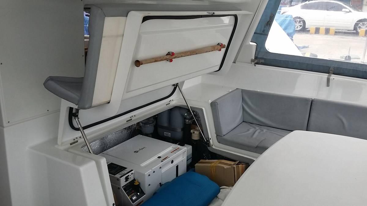 新着情報!!2009'Lagoon 440 Sailing Yacht!!(消費税込)特別価格!!_画像10