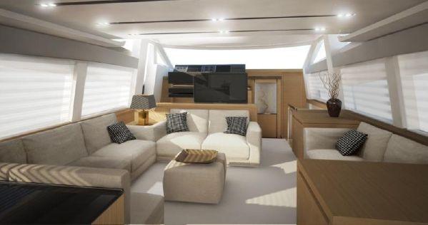 2017' Prestige 750 Motor Yacht 成功者の1艇です!!_画像7
