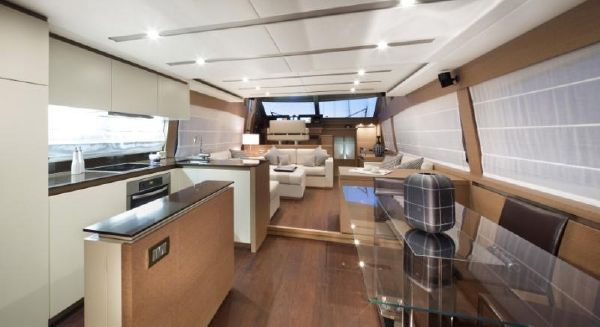 2017' Prestige 750 Motor Yacht 成功者の1艇です!!_画像9