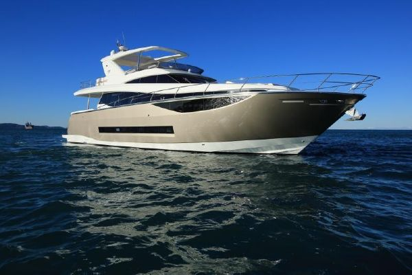 2017' Prestige 750 Motor Yacht 成功者の1艇です!!_画像2