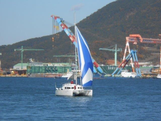 新着情報!!2009'Lagoon 440 Sailing Yacht!!(消費税込)特別価格!!_画像3