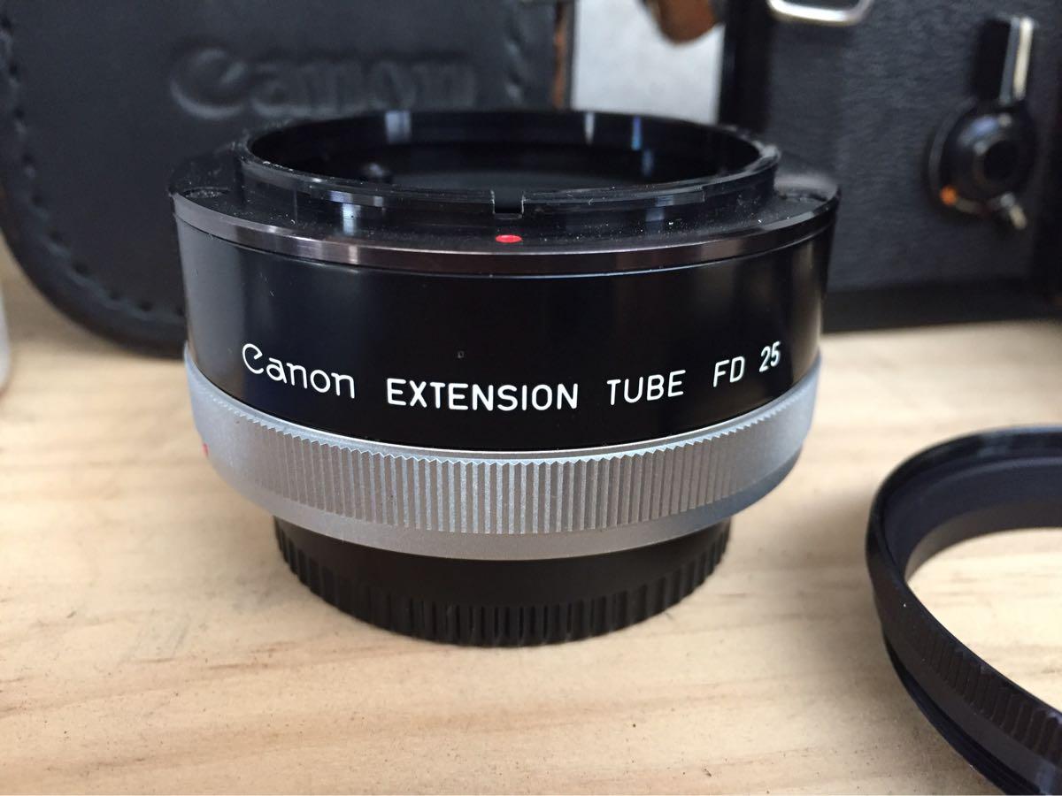 Canon キャノン F-1 カメラ 一眼レフ レンズセット ジャンク_画像5
