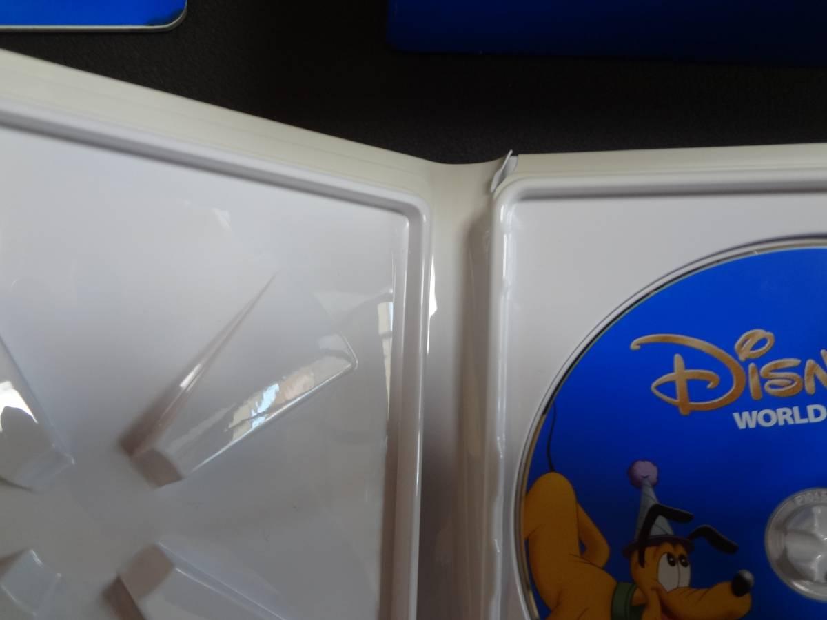 ★☆ストレートプレイDVD 最新版の一つ前 字幕切り替え ブラシ版 ディズニーの英語システム DWE☆★_画像2