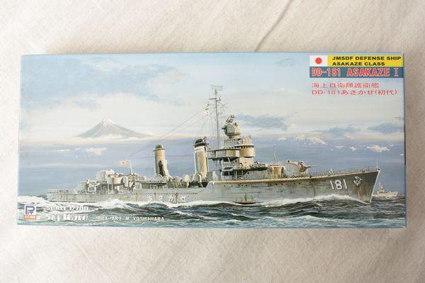 ピットロード 1/700 DD-181 あさかぜ(初代)