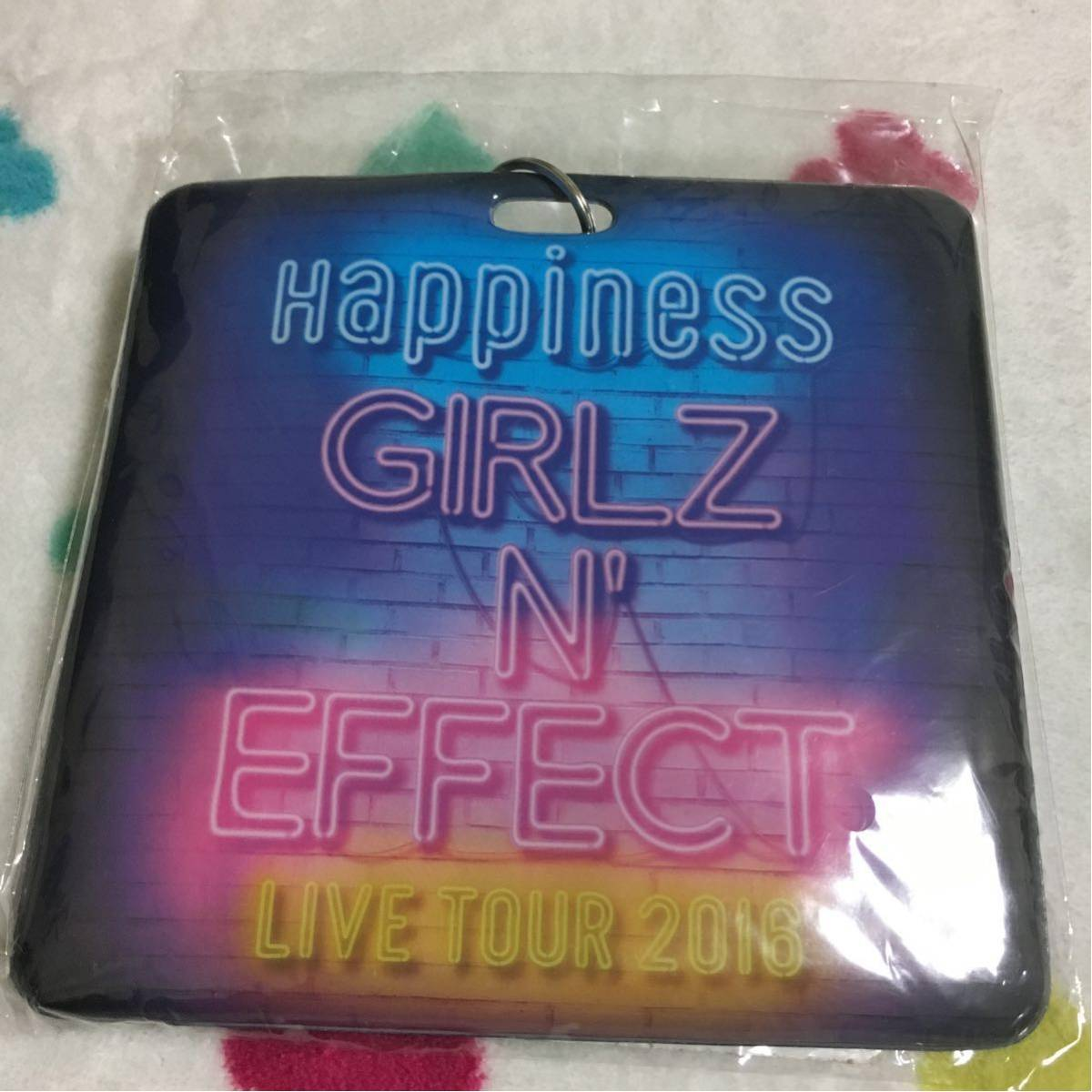 GIRLZ N'EFFECT パスケース Happiness LIVE TOUR 2016 E-Girls ツアー
