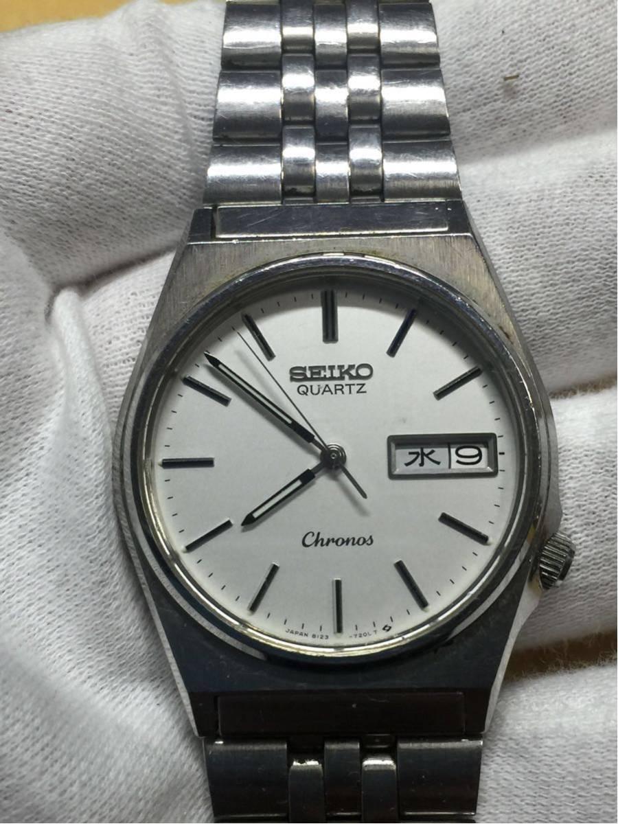 【ジャンク】時計品 Seiko、citizen,courreges 男と女 6点セットです。_画像3