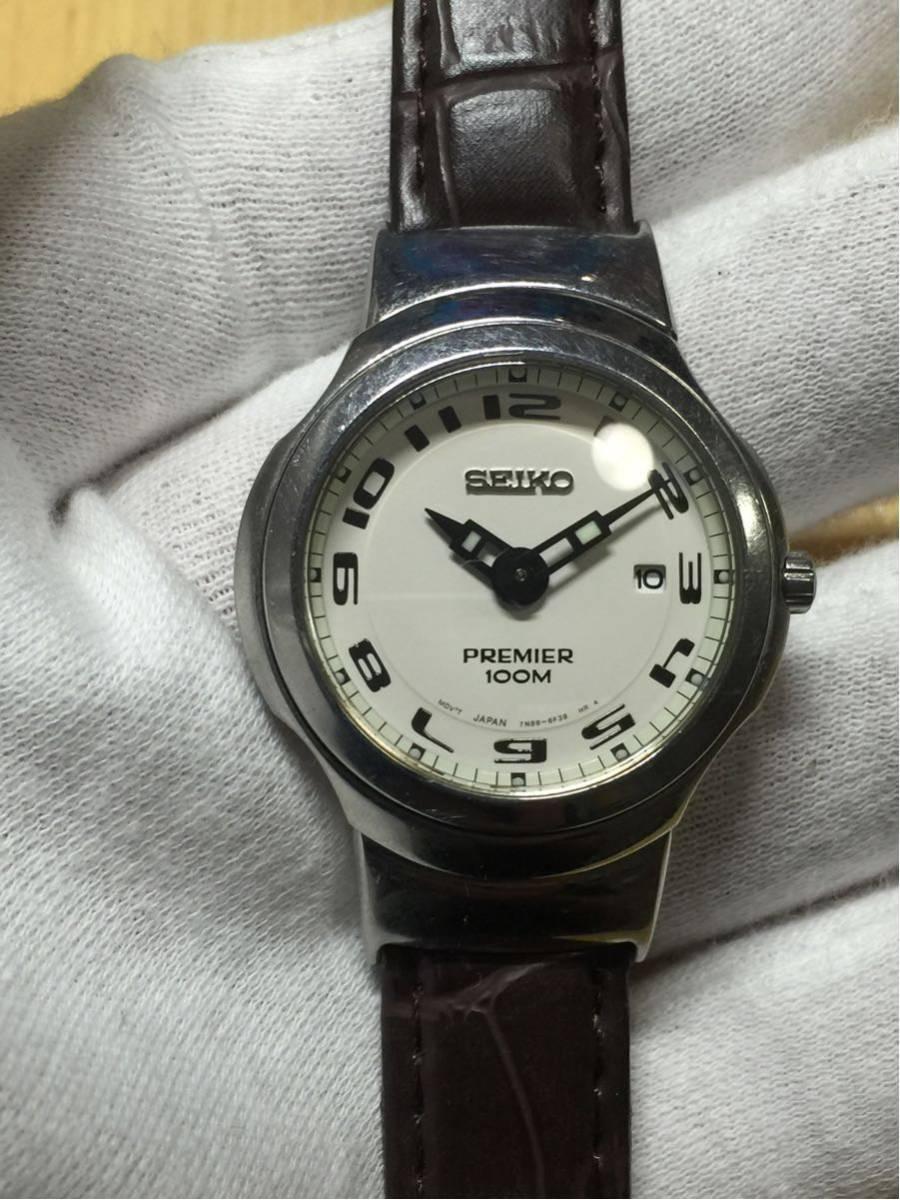 【ジャンク】時計品 Seiko、citizen,courreges 男と女 6点セットです。_画像5