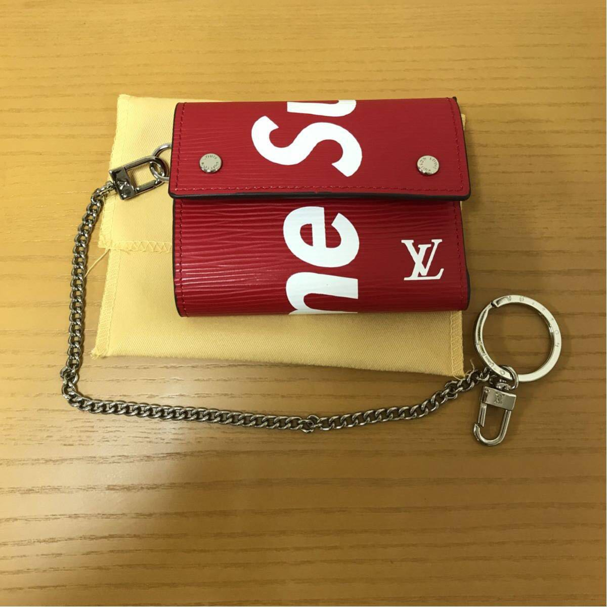ルイヴィトン シュプリーム ☆コラボ ウォーレット☆財布