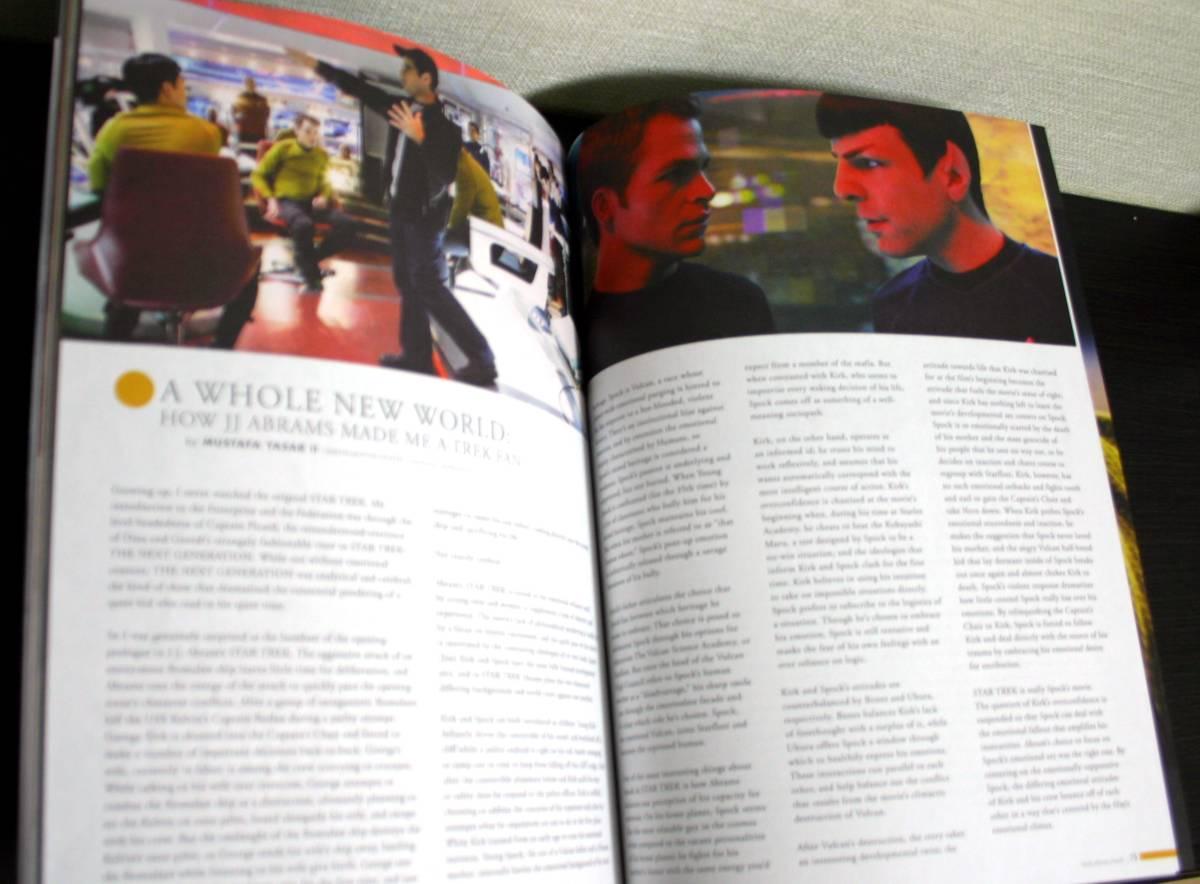【コレクター限定】スター・トレック パンフ デザインブック 超希少 ★ 宇宙大作戦 BEYOND ★ 大変貴重な商品です。_画像8