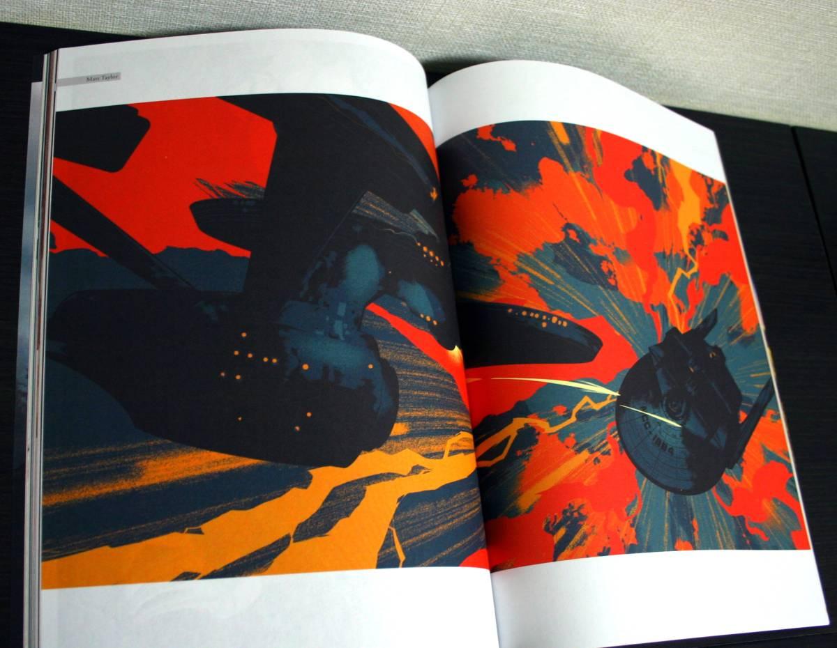 【コレクター限定】スター・トレック パンフ デザインブック 超希少 ★ 宇宙大作戦 BEYOND ★ 大変貴重な商品です。_画像6