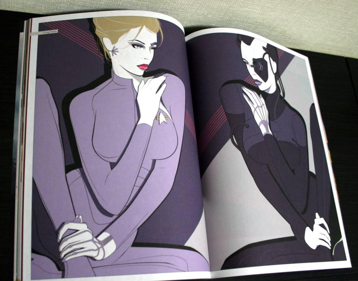【コレクター限定】スター・トレック パンフ デザインブック 超希少 ★ 宇宙大作戦 BEYOND ★ 大変貴重な商品です。_画像5